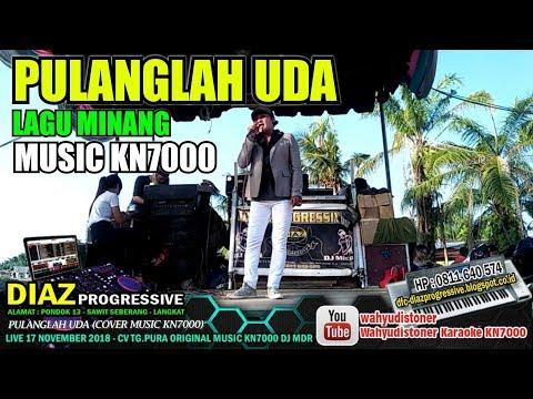 Sedih Kali - Uda Kanduang (Pulanglah Uda) Lagu Minang Versi Technics KN7000 DIAZ PROGRESSIVE