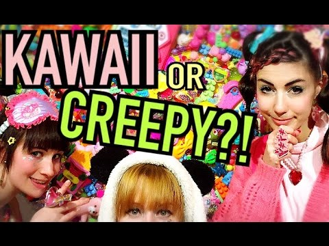 KAWAII or CREEPY?! Japanese extreme exhibition of Kawaii culture