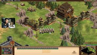 Age Of Empires II: Age Of Kings - Campaign - Genghis Khan : The Promise 4.5 Part 2