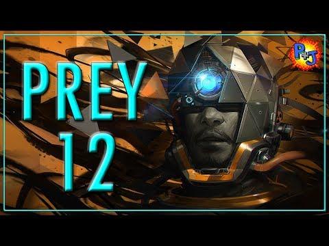 Let's Play Prey | PS4 Gameplay Walkthrough | Part 12 Electrical Work (P+J)
