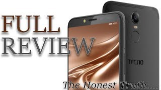 Tecno Pouvoir 2 Review - The Honest Truth & Giveaway