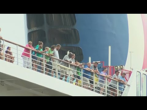 Update:  Medical Emergency Prompts Quick Docking in Mobile for Carnival