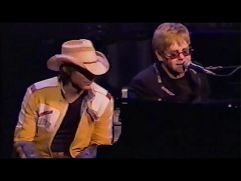 Elton John, Jon Bon Jovi & Richie Sambora - Levon (Los Angeles 2001)