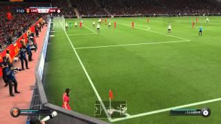 FIFA 16 女足世界杯 铿锵玫瑰 中国女足夺冠时刻【Full HD 60fps】