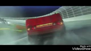 The cars 3 best scene