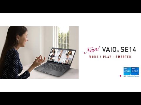 VAIO SE14 With New 11th Gen Intel upcoming price specs and availability