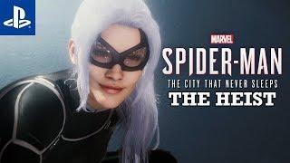 ❌NIE UFAJ KICI Marvel's Spider-Man: The City That Never Sleeps #2 | PS4 | Gameplay | THE HEIST |