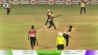 VISHAL TAMORE 60 RUNS AGAINST NB NAHAR AT SHAKTI CHASHAK 2018