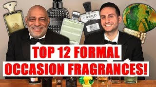 TOP 12 Best Formal Occasion Fragrances with Redolessence + GIVEAWAY (CLOSED)