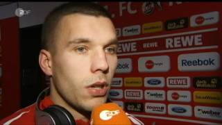 1.FC Köln - Hertha BSC Berlin 10.03.2012 Spielbericht