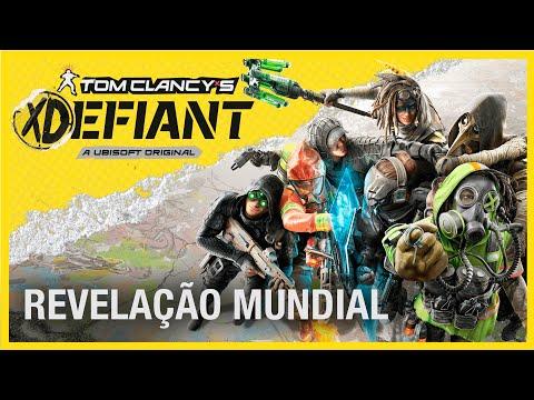 Tom Clancy's XDefiant: Trailer de Anúncio Mundial   Ubisoft Brasil