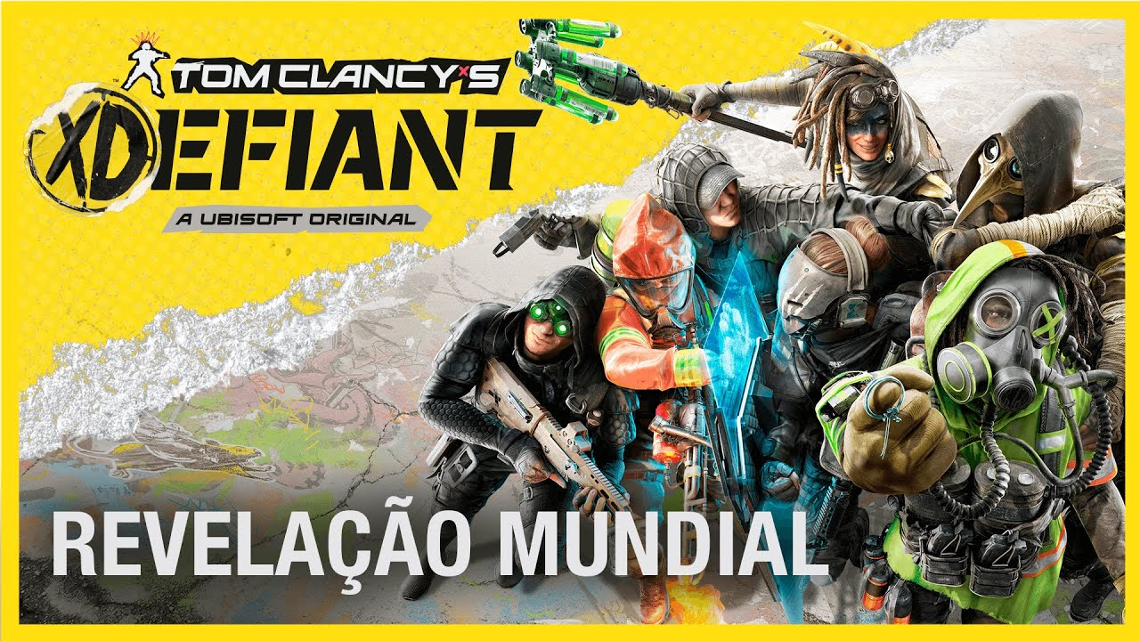 Tom Clancy's XDefiant: Trailer de Anúncio Mundial | Ubisoft Brasil