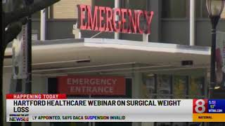 Hartford HealthCare Surgical Weight Loss Webinar