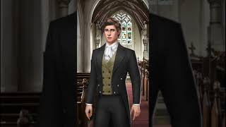Choices: Desire and Decorum Book 1 Chapter 13 (Sinclaire route - diamonds used)