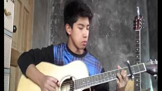 Kiss the Rain {Fingerstyle Guitar Cover by Justine Arriaga}