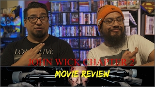 JOHN WICK: CHAPTER 2 SPOILERS REVIEW - BIG TIME SUPER FRIENDS