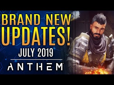 Anthem - New Updates From Bioware!  Choice Words from No Man's Sky Dev