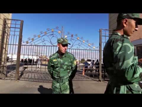 Грузия – Азербайджан. Часть 02. Заезд в Азербайжан