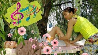 Красивый РЕЛАКС массаж с музыкой на природе / Very beautiful and relax back massage