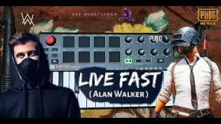 Alan Walker × A$AP Rocky- Live Fast (PUBGM) cover