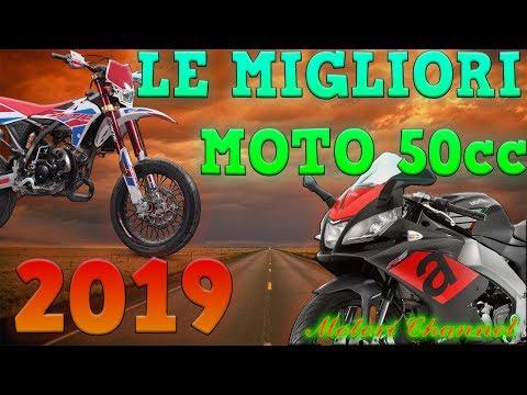 Le Migliori Moto 50cc - 2019