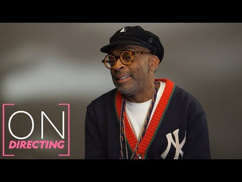 Origins of BlacKkKlansman | Spike Lee on Directing