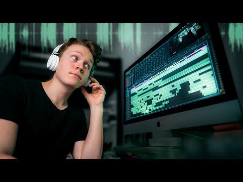My Cinematic SOUND DESIGN Process - Adobe Premiere Pro Tutorial