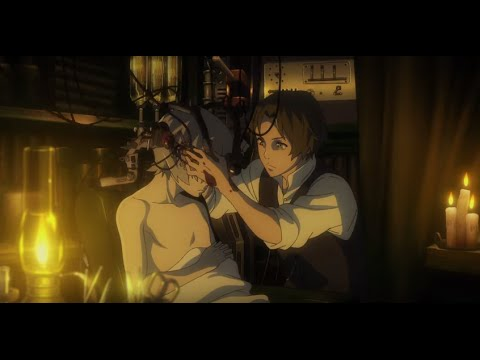 Shisha no Teikoku Movie Preview The Empire of Corpses Movie trailer 2015 HD