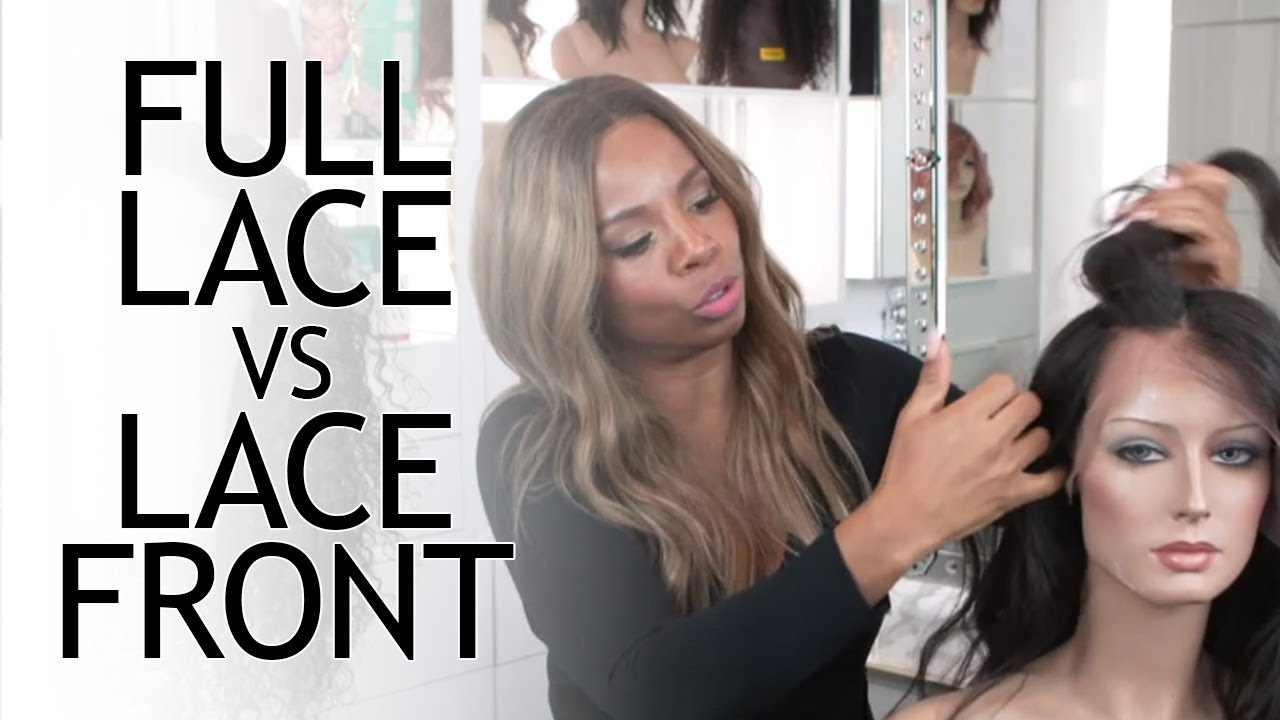 QUICK QIG TIP: Full Lace vs. Lace Front: Which is Better? With Celebrity Hairstylist Kiyah Wright !!