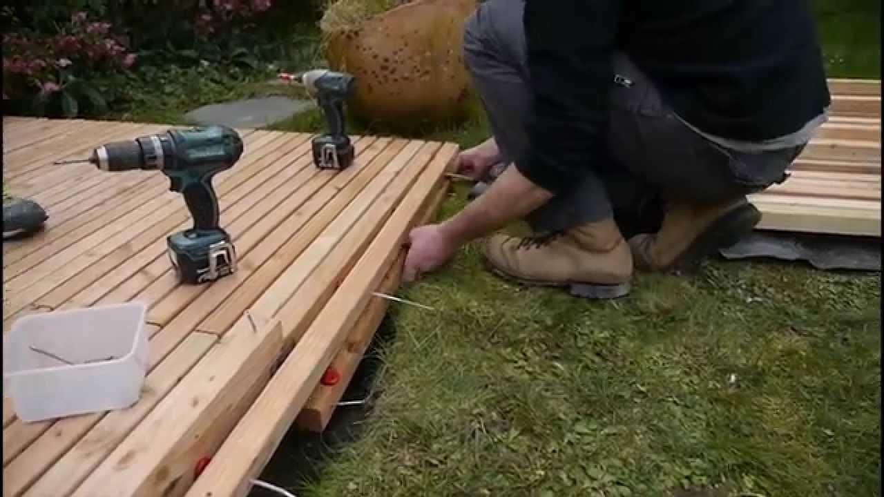 FREEDECK La terrasse bois design