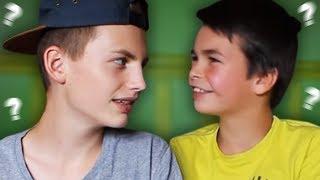 Dans cette vidéo, mon frère répond à vos questions que vous lui ave...