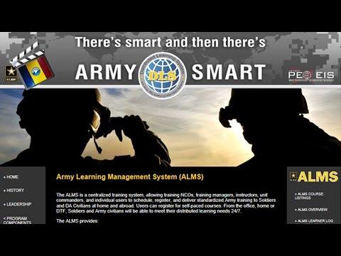 The Army Learning Management System