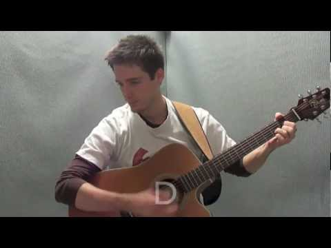 Amazing Grace: Easy Guitar Lesson with 3 chords- learn now!