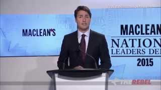 Ezra Levant's in-depth look at the Maclean's Debate