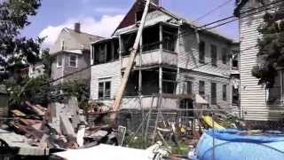 Revere Tornado Home Destruction