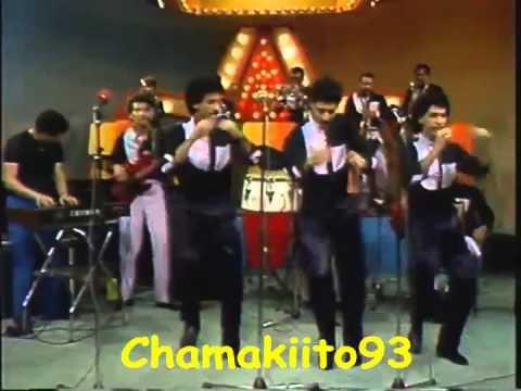 CUMBIA DE HOY - LOS NIETOS DEL REY - CUCA (80'S)