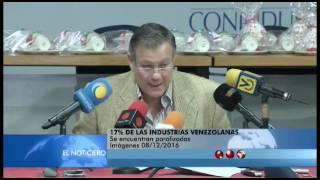 El Noticiero Televen - Emisión Meridiana - Jueves 08-12-2016