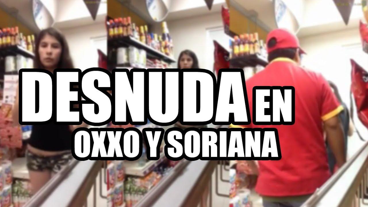 Chica Del Oxxo En Soriana