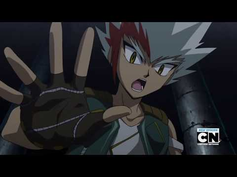 Beyblade Metal Fury - Episode 18 - The Maze of Mist Mountain (720p)