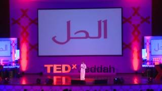 Decoding Your Fears | Eyad Mashat | TEDxJeddah