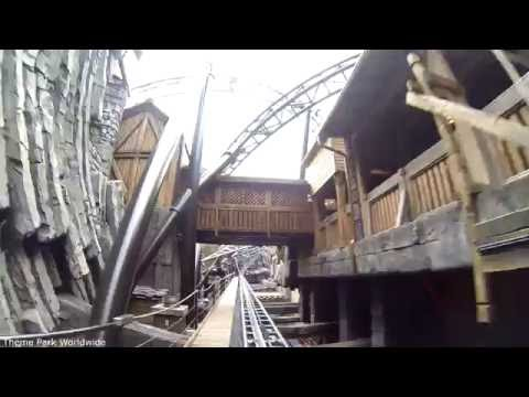 Taron Front Row HD On Ride POV Phantasialand