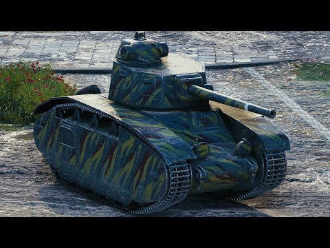 World of Tanks BDR G1 B - 11 Kills 3,8K Damage thumbnail