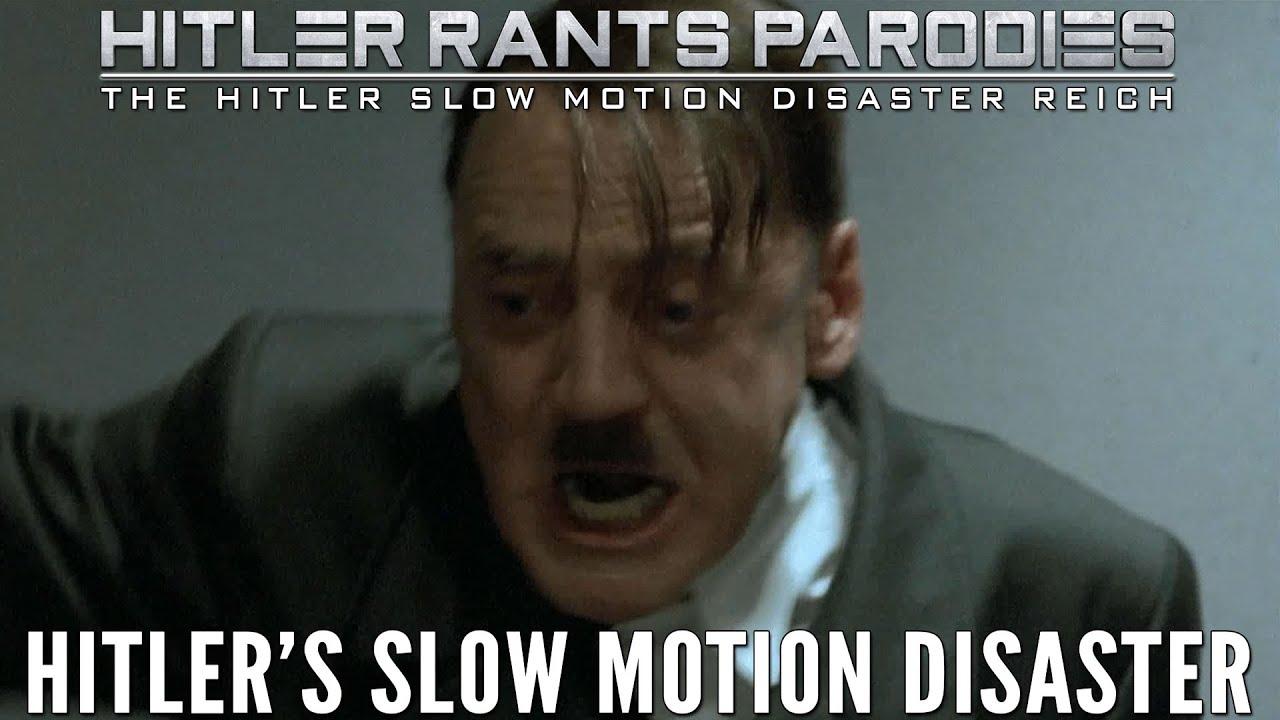 Hitler's slow motion disaster
