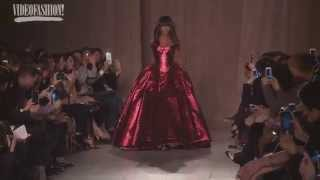 FIRST LOOK: Zac Posen - Fall 2015 - NYFW | Videofashion