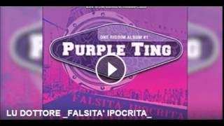 LU DOTTORE _FALSITA'  IPOCRITA'_2015