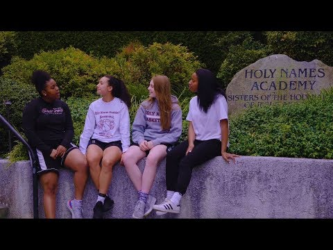 Holy Names Academy Admissions Video 2019