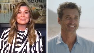 Grey's Anatomy SHOCKER! Patrick Dempsey Returns + Ellen Pompeo REACTS