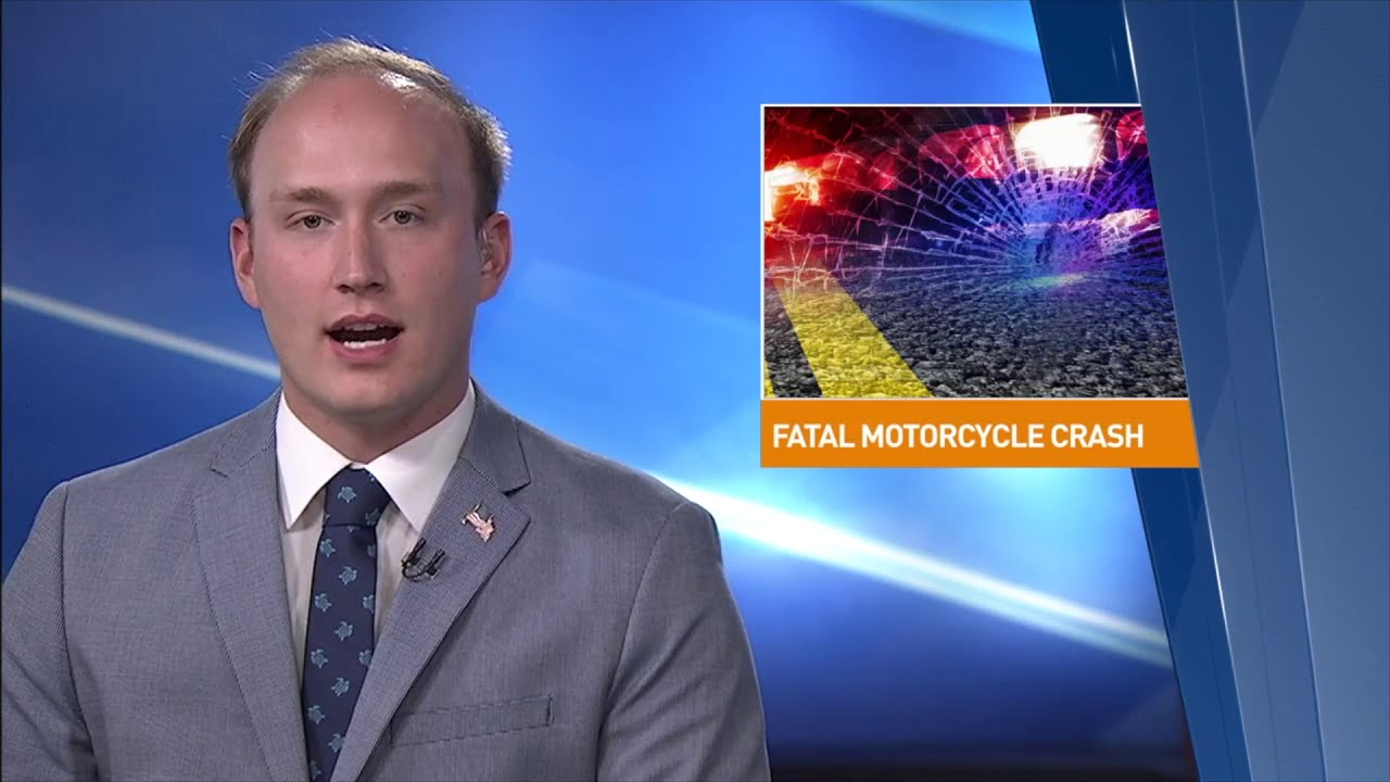 Gage Goulding TV News Anchor Demo Reel - March 2021