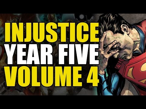 Batman vs The Justice League (Injustice Gods Among Us: Year Five Volume 4)