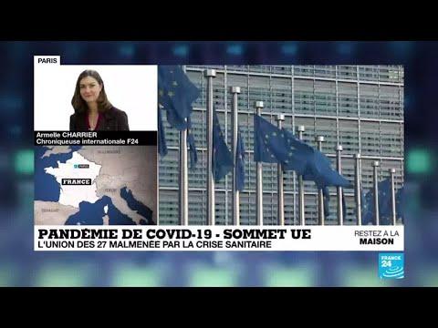 Pandémie de Covid-19 en Europe: Quelle réponse politique peuvent apporter les 27 ?